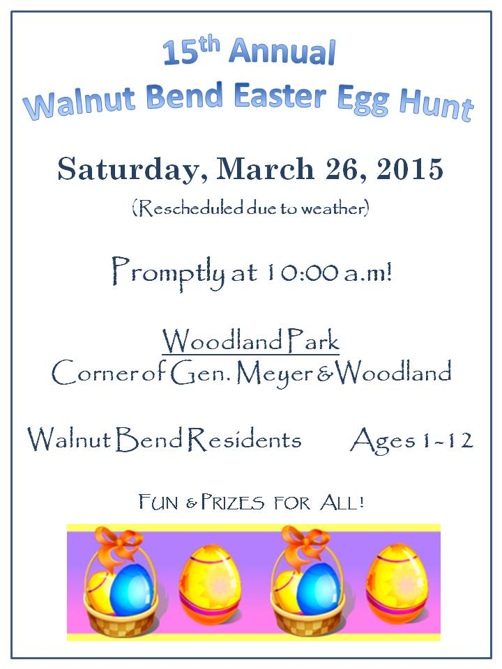 Easter Egg Hunt 2016 2