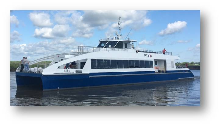 New Ferry Boat