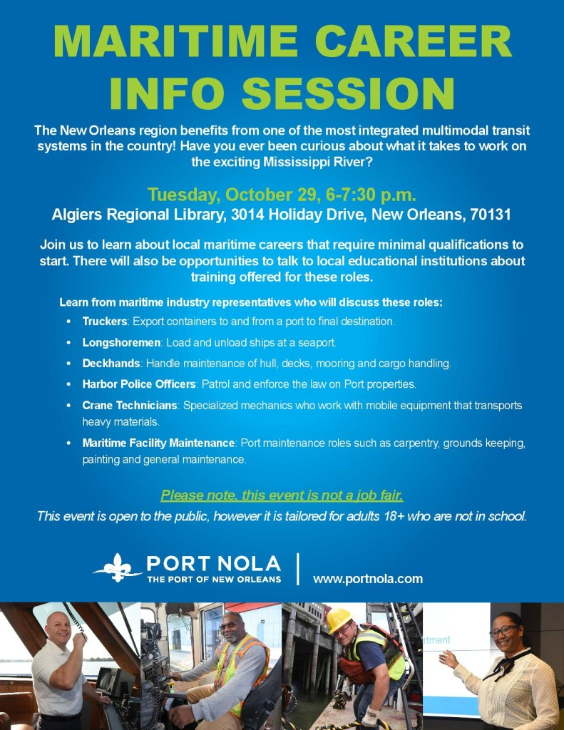 PortNOLA_Maritime Career Info Session_JPG
